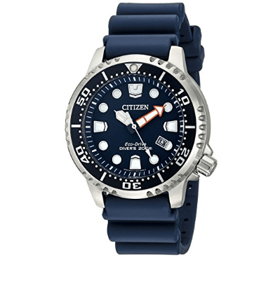 Citizen Men's Eco-Drive Promaster Diver Watch With Date Only $90 (Was $295)