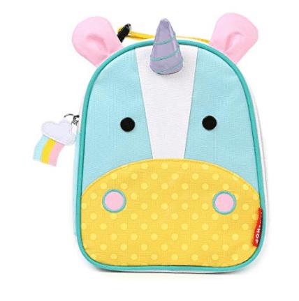 Skip Hop Zoo Kids Insulated Lunch Box, Eureka Unicorn $8.88 (Was $15.00)
