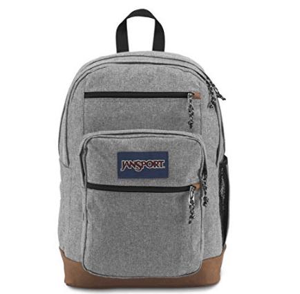 JanSport Cool Student 15-inch Laptop Backpack $20.26