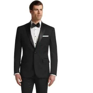 Jos. A. Bank Men's Tuxedo Only  Shipped - Cheaper Than Renting