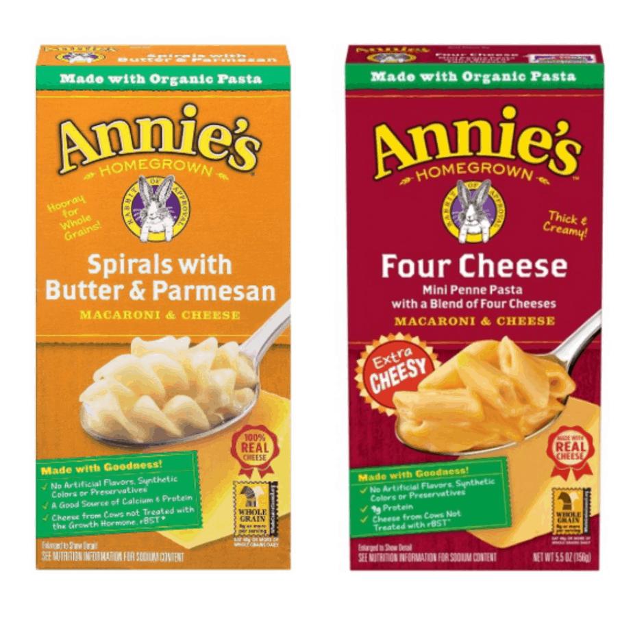 Target: Annie's Mac & Cheese from $0.44 Per Box