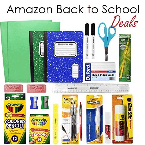 Amazon Back to School Deals