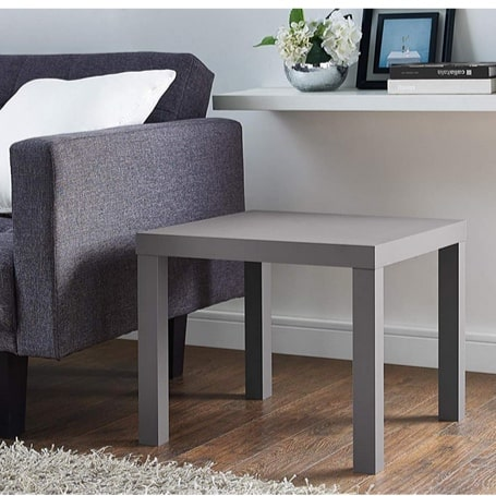 DHP Parsons Modern End Table Only $11.27