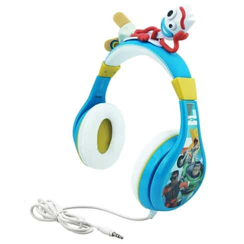 Toy Story 4 Forky Adjustable Kids Headphones Only $14.99