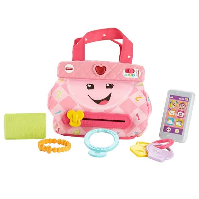 Fisher-Price Laugh & Learn My Smart Purse Only $12.79