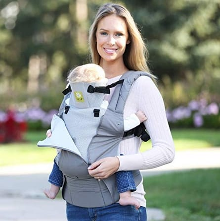 Up to 55% Off LILLEbaby Baby Carriers **Today Only**