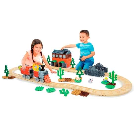 Target: Little Tikes Waffle Blocks Steam Train Only $19.99 (Was $60)