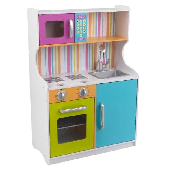 KidKraft Bright Toddler Kitchen Only $35.99