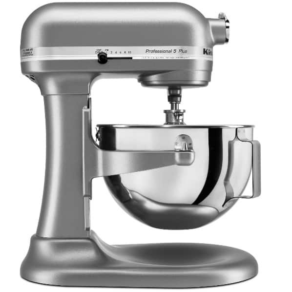 KitchenAid Professional 5 Qt Mixer + Ice Cream Maker Attachment $279.99 **4 Colors**