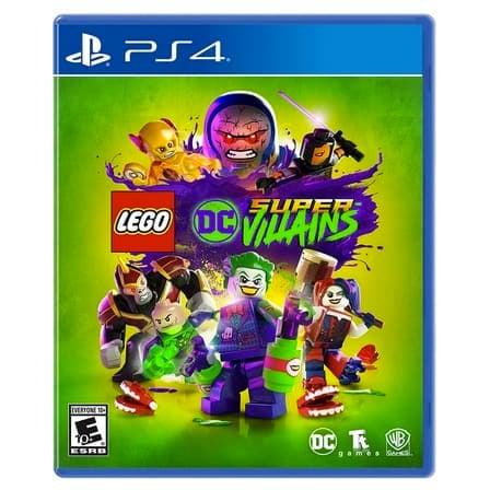 LEGO DC Super-Villains Only $14.99 (Was $50) #PrimeDay