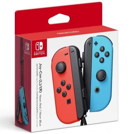 Nintendo Joy-Con Neon Red/Neon Blue $59.99