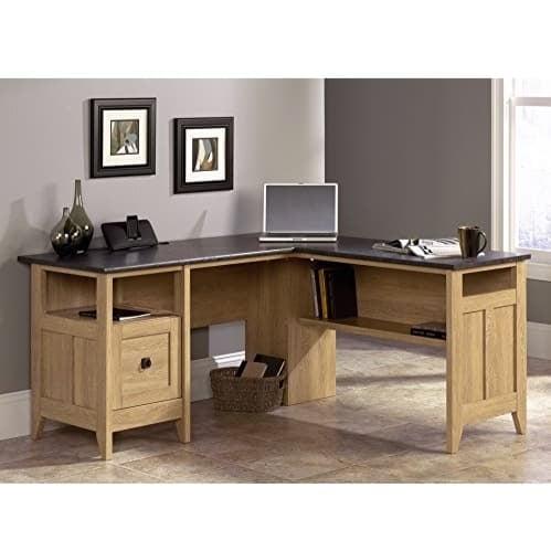 Sauder August Hill L-Shaped Desk $158.24