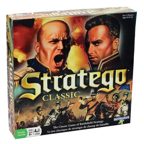 PlayMonster Classic Stratego Board Game Only $9.21