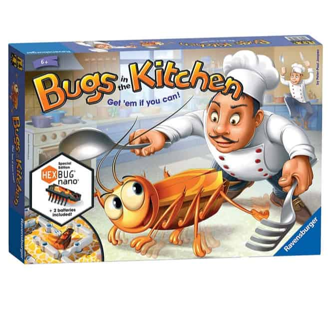 Bugs in the Kitchen Children's Board Game Only $10.39 (Was $29.99)