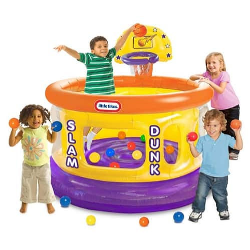 Little Tikes Slam Dunk Big Ball Pit Only $29.98 (Was $69.99)