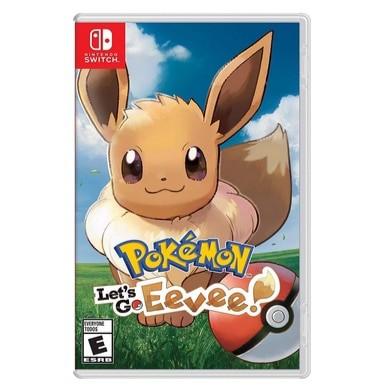 Pokemon: Let's Go, Eevee! Now .99 (Was .99)