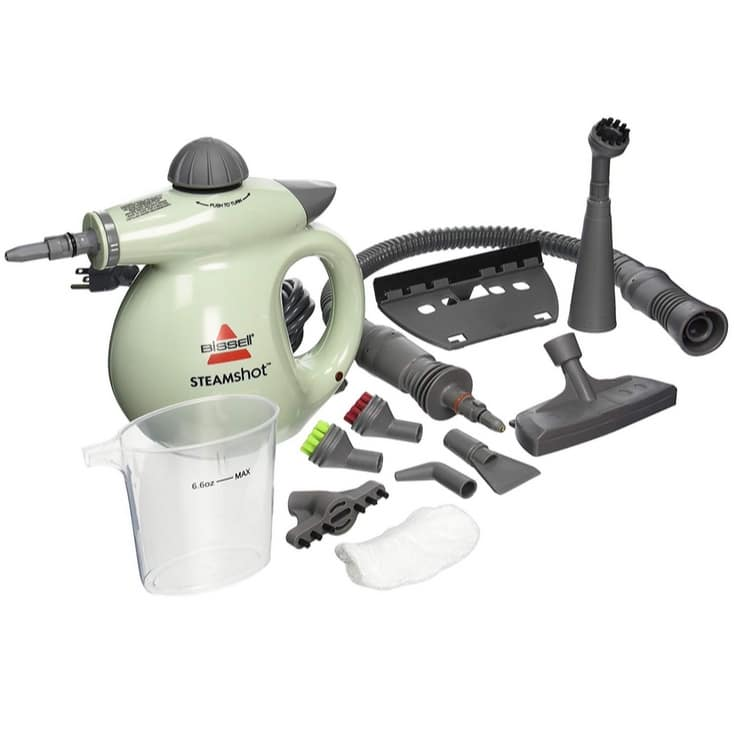BISSEL Steam Shot Deluxe Hard-Surface Cleaner Now .33 (Was .99)