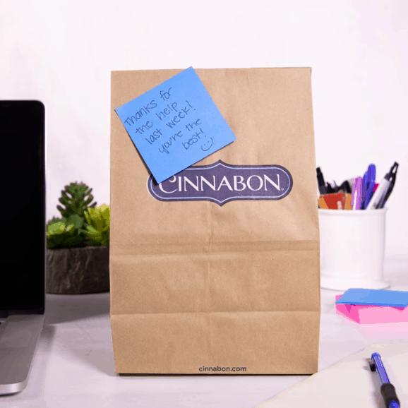 2 Free BonBites at Cinnabon on July 20, 2019