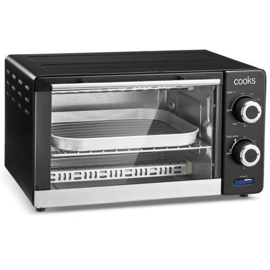 JCPenney: Cooks 4 Slice Toaster Oven ONLY $6.99 (Was $60)