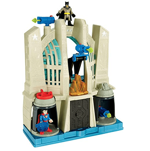 Fisher-Price Imaginext DC Super Friends Hall of Justice Only $17.49 (Was $29.99)