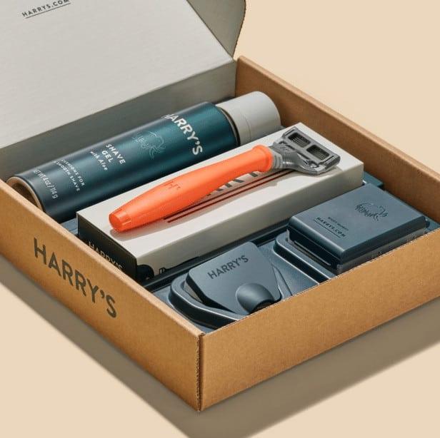 FREE Harry's Razor Starter Kit - Even Shipping is FREE!
