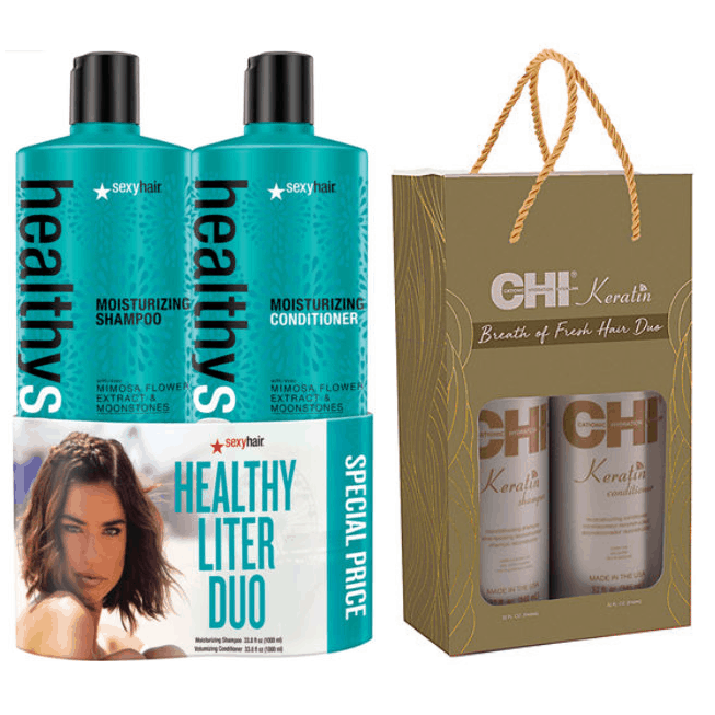 Jcpenney Professional 2 Liter Hair Care Sets Only 20 Biolage Nioxin And More Swaggrabber