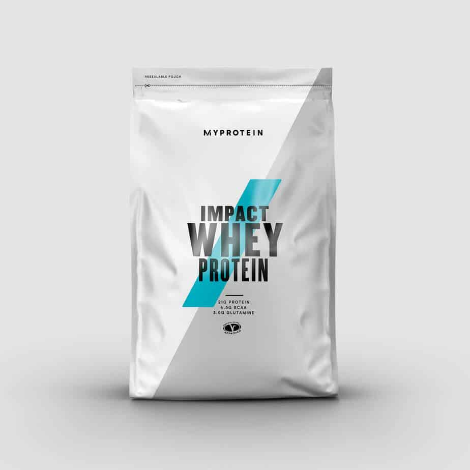 Myprotein Impact Whey Protein 11 lbs $53.34 Shipped (Was $97)