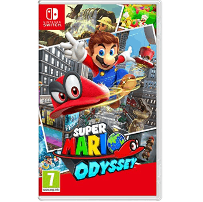 Super Mario Odyssey Game for Nintendo Switch .91 (Was )