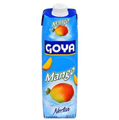 Goya Foods Prisma Mango Nectar, 33.79 Ounce Only .77