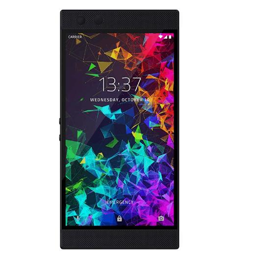 Razer Phone 2 (New): Unlocked Gaming Smartphone 9.99 (Was 9)