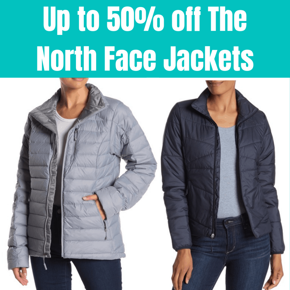 Nordstrom Rack: 50% Off The North Face Event