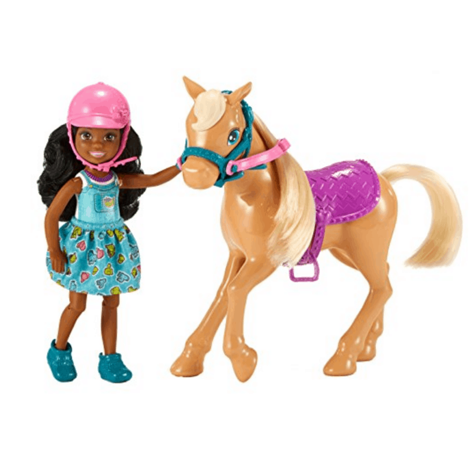 Barbie Club Chelsea Dolls & Horse Only $8.79 (Was $15.99)