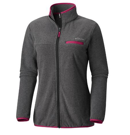 Columbia Women's Mountain Crest Fleece Full Zip Jacket ONLY $19.98 (Was $50)