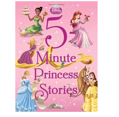 5-Minute Princess Stories 5-Minute Stories Only $7.49 (Was $12.99)