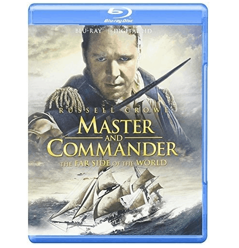 Master And Commander: The Far Side Of The World on Blu-ray $4.99