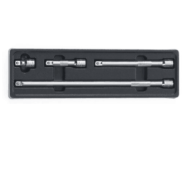 GEARWRENCH 4 Piece 3/8-Inch Drive Extension Set $13.94