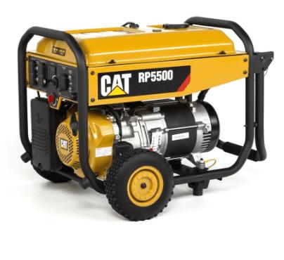 Lowe's Cat RP5500 6875-Watt Gasoline Portable Generator ONLY 7 (Was 0)