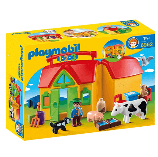 PLAYMOBIL My Take Along Farm Only .18 (Was .99)