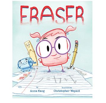 Eraser Book Only .99 (Was .99)