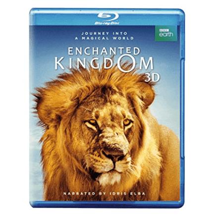 Enchanted Kingdom 3D Blu-ray Combo .82