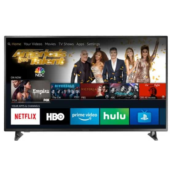 Best Buy: Insignia 55-in Class LED 4K UHD TV w/Fire TV Edition AND Free Echo Dot 9.99 (Was 0)