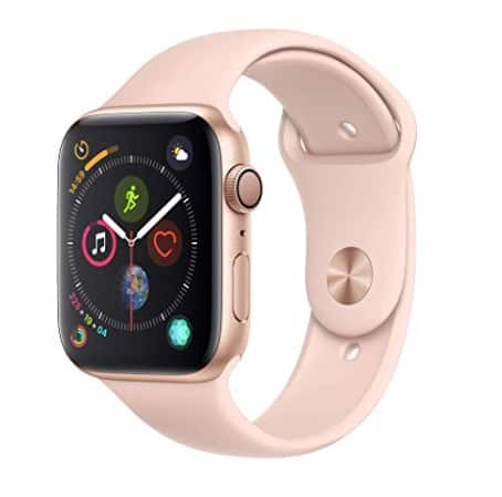 AppleWatch Series4 Gold Aluminium Case with Pink Band 9.99 (Was 9)