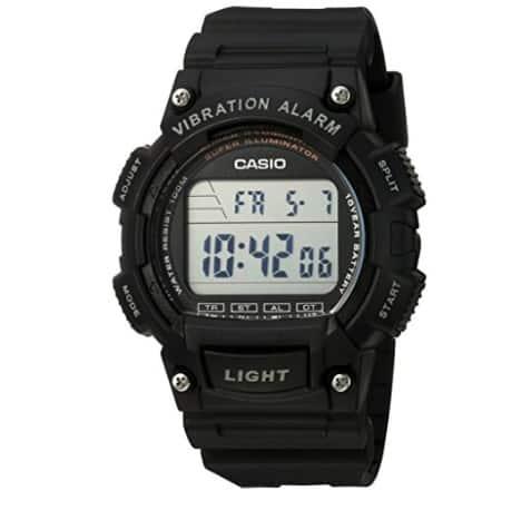Casio Men's 'Super Illuminator' Quartz Casual Watch .00