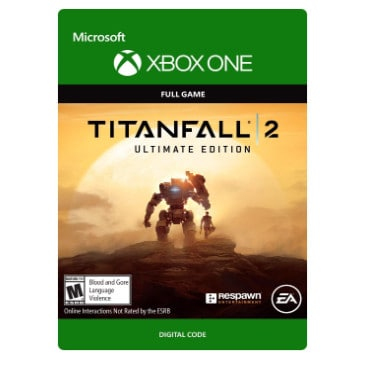 Titanfall 2: Ultimate Edition - Xbox One [Digital Code] .49