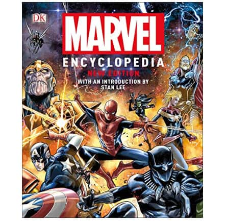 Marvel Encyclopedia, New Edition Only .08 (Was .00)