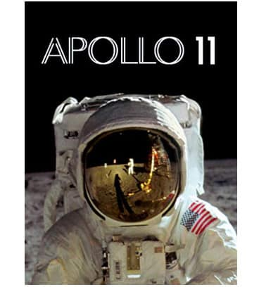 Buy the Apollo 11 Digital Movie for only .99