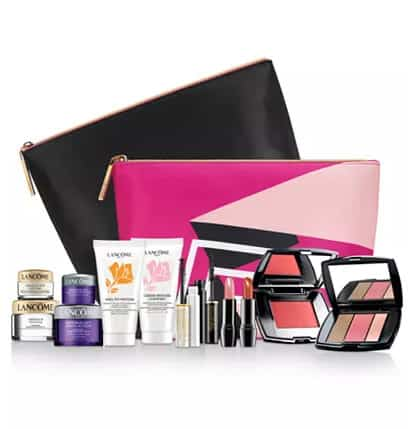 7 Lancome Gifts Worth 9 with  Purchase at Macy's