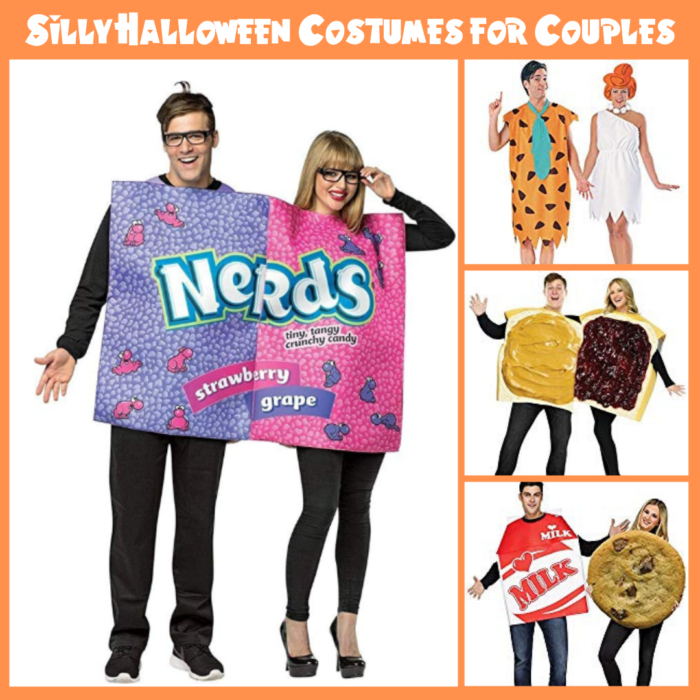 15+ Silly Halloween Costumes for Couples