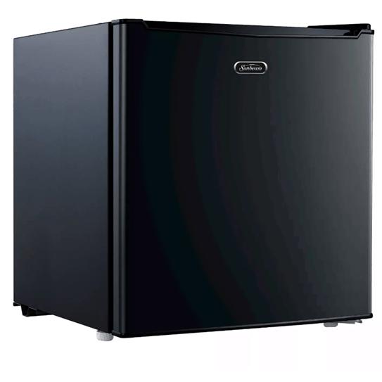 Target: Sunbeam 1.7 cu ft Mini Refrigerator - Black Only  (Was 0)