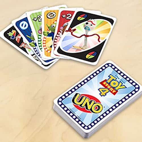 UNO Toy Story 4 Card Game Now .94 (Was .99)